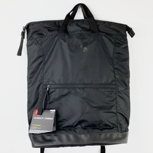 Under Armour Bags - Under Armour Multi Tasker Tote Backpack Black
